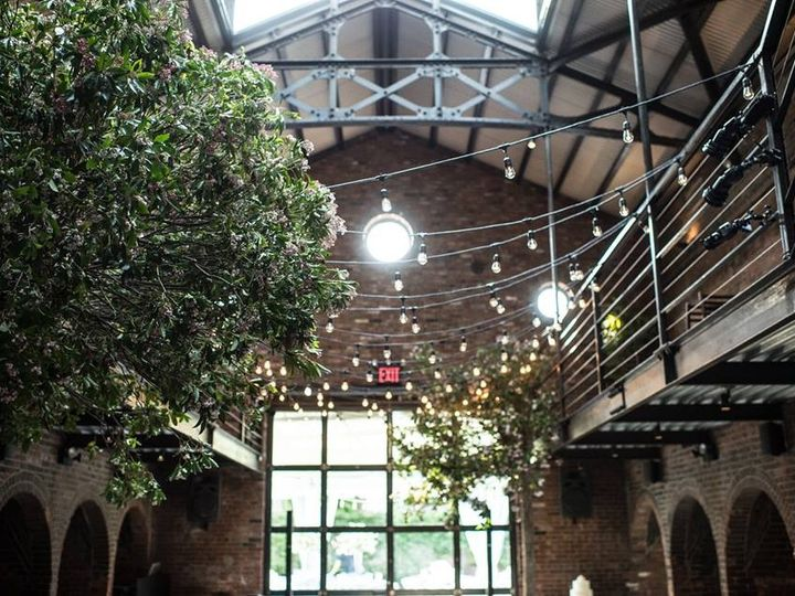 Tmx 1414782191564 Foundry Main Room Trees Brooklyn, New York wedding catering