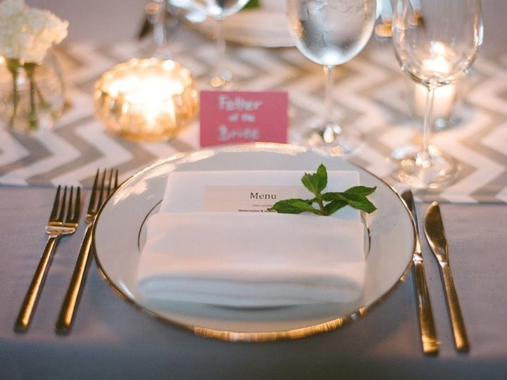 Tmx 1414782349123 Place Setting Brooklyn, New York wedding catering