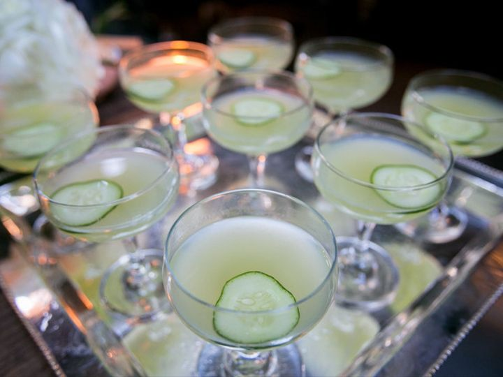 Tmx 1511917635742 Cucumber Cocktaildish Website 2017 Brooklyn, New York wedding catering