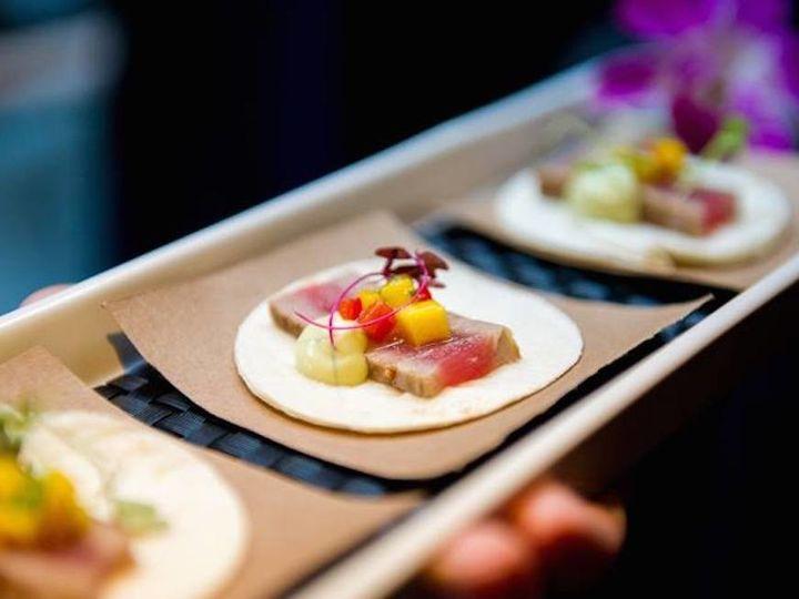 Tmx 1511917747600 Tuna Tacodish Website 2017 Brooklyn, New York wedding catering