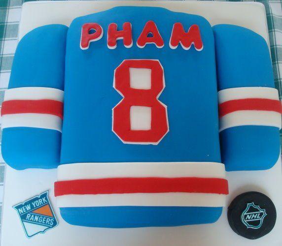 Tmx 1327687333581 PhamHockeyJersey  wedding cake