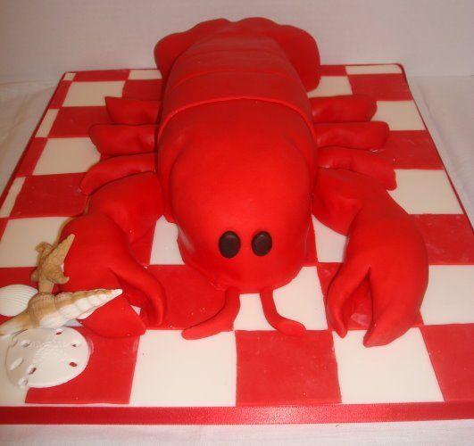 Tmx 1327687388709 LobsterCake  wedding cake