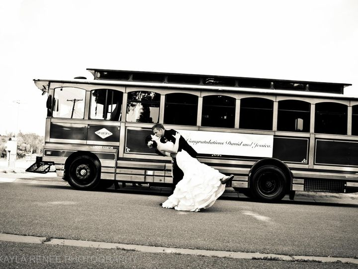 Tmx 1377525150660 Fredrickson Wedding 3 Lakeville wedding transportation