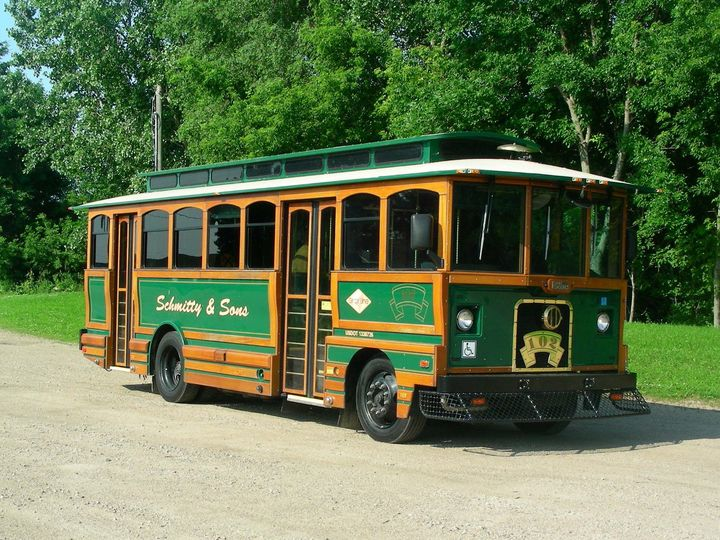 Tmx 1377525202170 27 Pax Trolley Lakeville wedding transportation