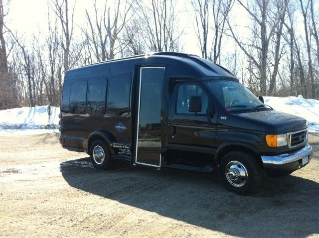 Tmx 1377526446397 13 Pax Van Lakeville wedding transportation