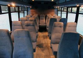 Tmx 1377527064247 Exec Coach Interior Lakeville wedding transportation