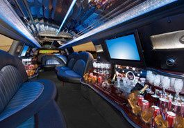 Tmx 1377527067993 Limo Interior Lakeville wedding transportation