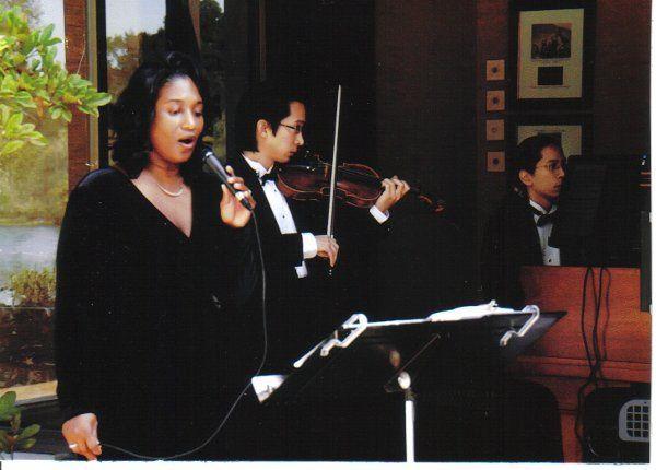 Soriano Duo + guest vocalist