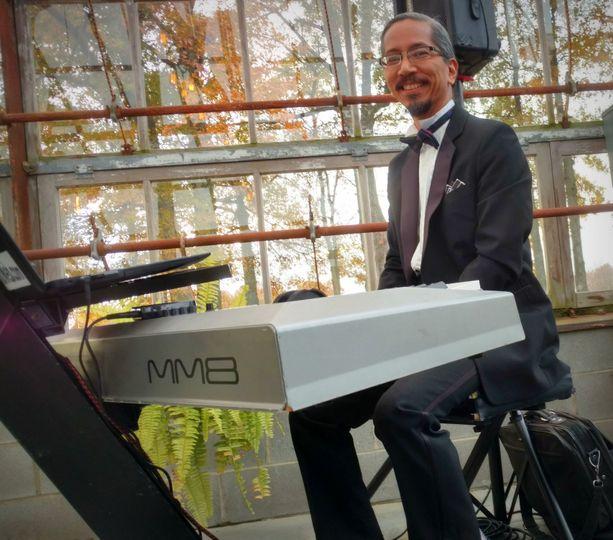 Rick Soriano: piano