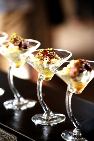 Beef Martinis
