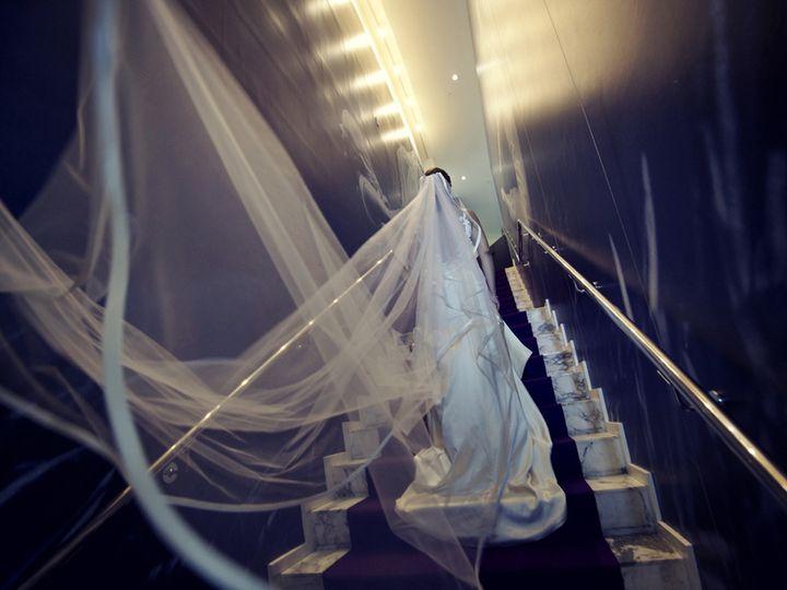 Tmx 1508771683656 Viceroy Miami Luxury Wedding Bride Veil Hialeah wedding photography