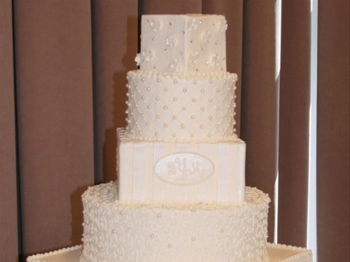 Tmx 1253200539218 5tier Duncanville wedding cake