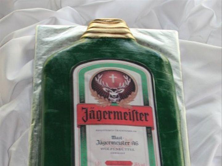 Tmx 1253200669109 Jager Duncanville wedding cake