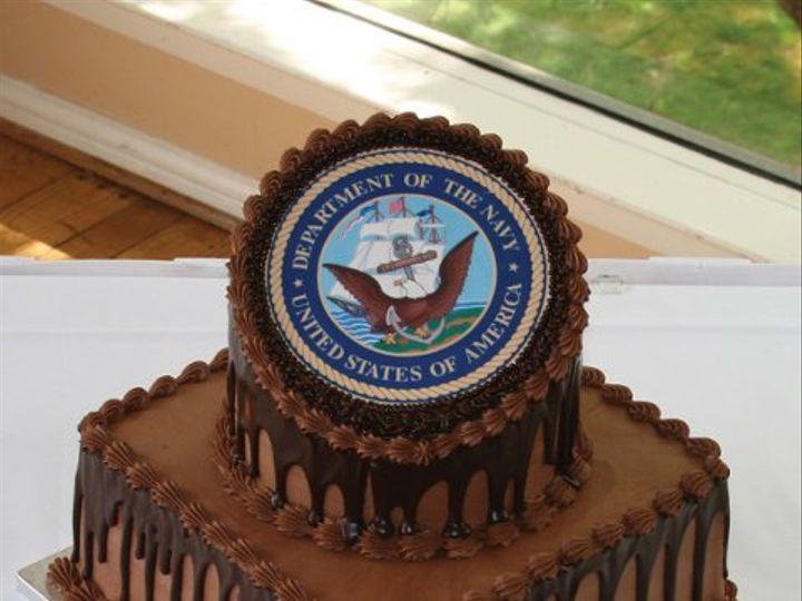 Tmx 1253200683953 Marinegroom Duncanville wedding cake