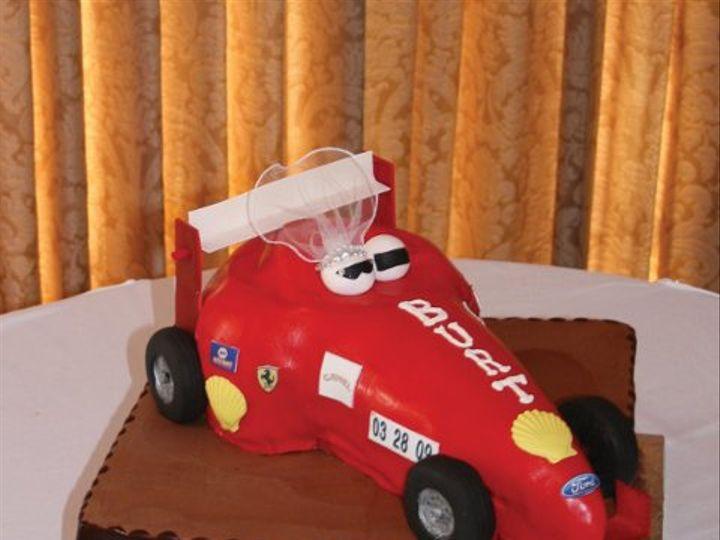 Tmx 1253200696546 Racingcar Duncanville wedding cake