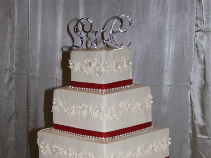 Tmx 1253200705203 Redribbon Duncanville wedding cake