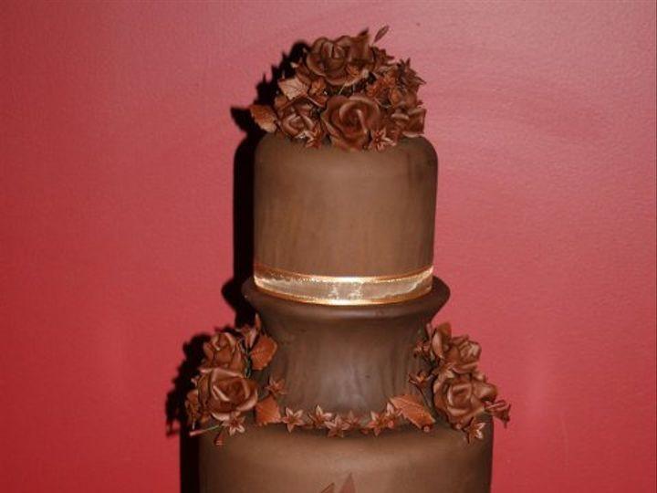 Tmx 1253201810265 Chocroses Duncanville wedding cake