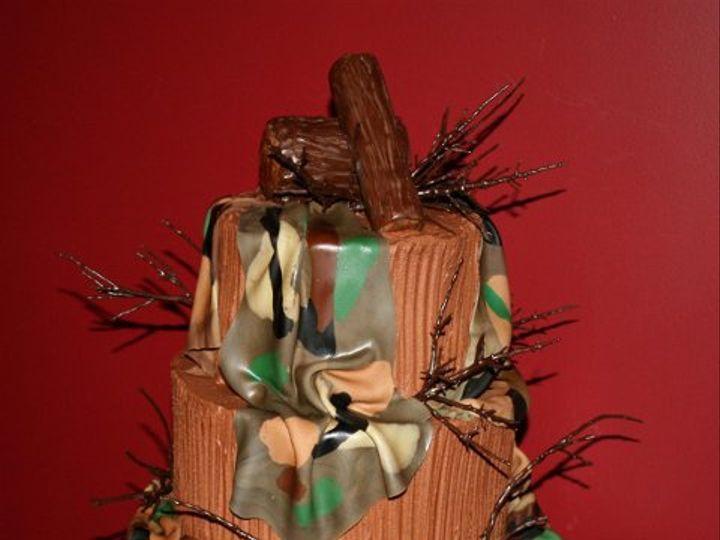 Tmx 1253201812781 Camoflauge Duncanville wedding cake