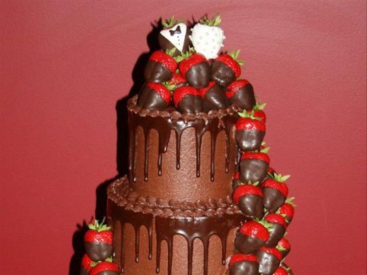 Tmx 1253201828468 Chocstraw Duncanville wedding cake