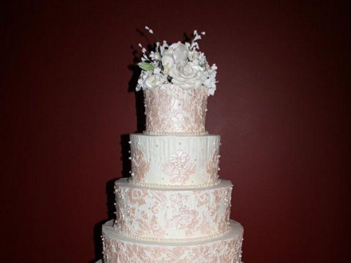 Tmx 1253201910375 Stencil Duncanville wedding cake