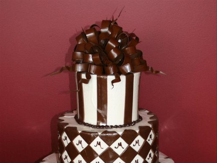 Tmx 1253201929765 3tiertux Duncanville wedding cake