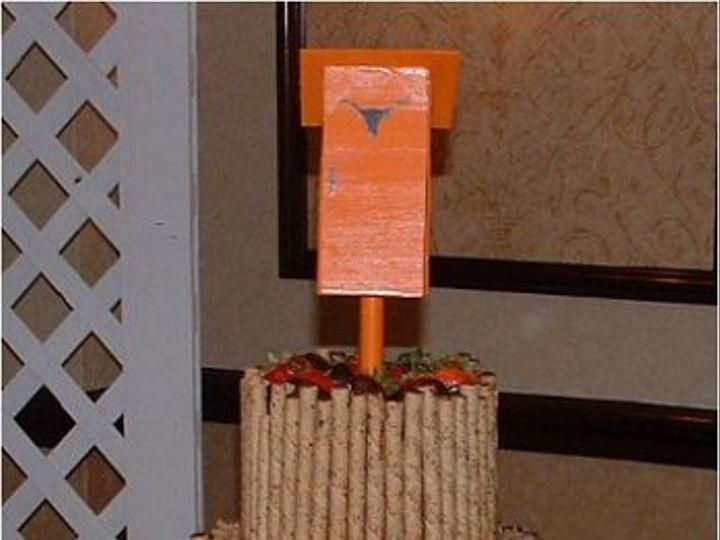 Tmx 1253201934890 4tierbonfire Duncanville wedding cake