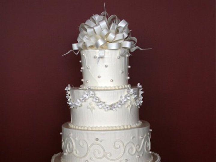 Tmx 1253201955937 5tierbowdisplay Duncanville wedding cake