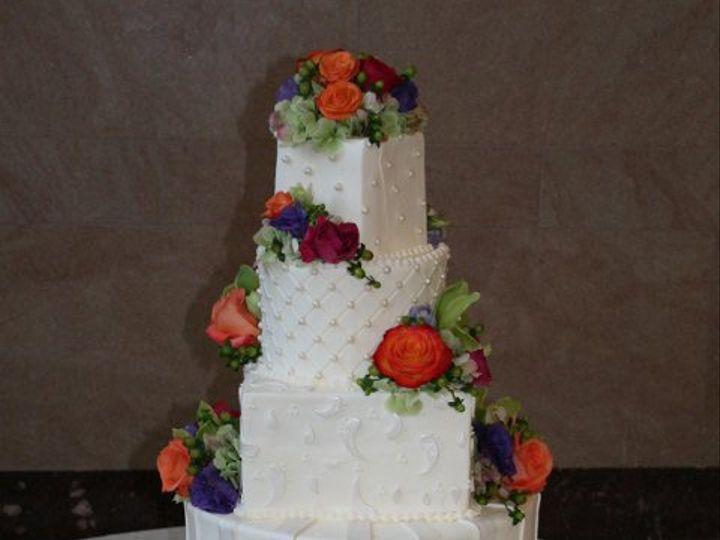 Tmx 1253201965468 5tierflowers8x10 Duncanville wedding cake