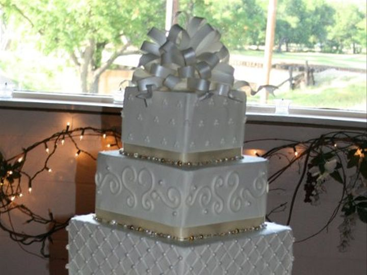 Tmx 1253201979250 Aikmanbeads Duncanville wedding cake