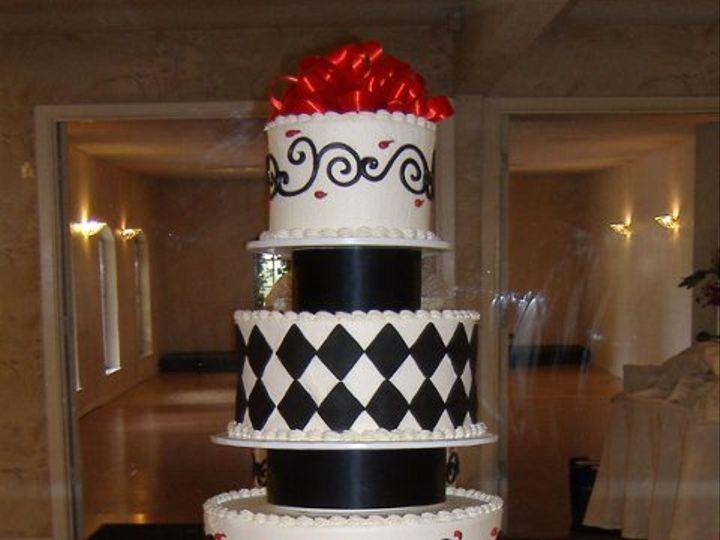 Tmx 1253202058640 Blackandwhite8x10 Duncanville wedding cake