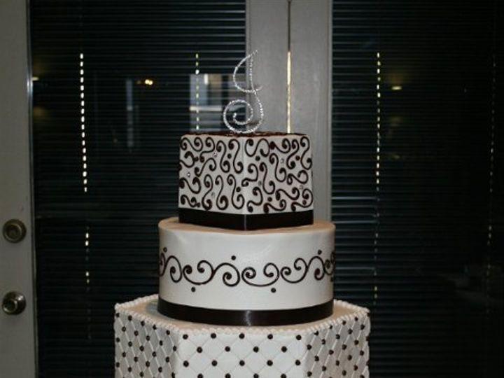 Tmx 1253202160421 Brownscroll Duncanville wedding cake