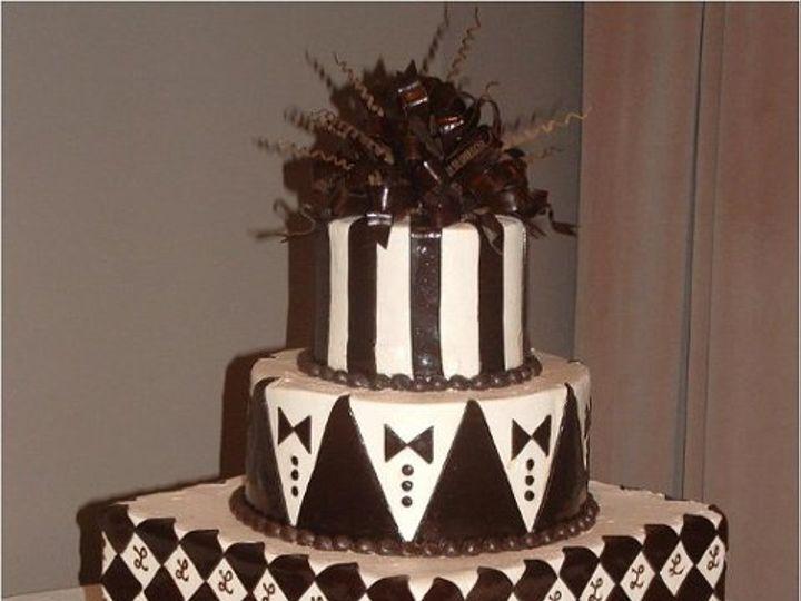 Tmx 1253202199531 Choctilethreetier Duncanville wedding cake