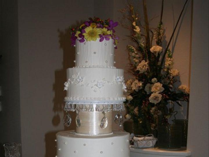 Tmx 1253202278125 Crystals Duncanville wedding cake