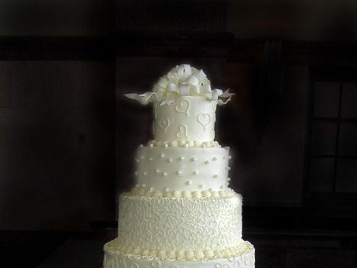 Tmx 1253202310453 PICT1302 Duncanville wedding cake