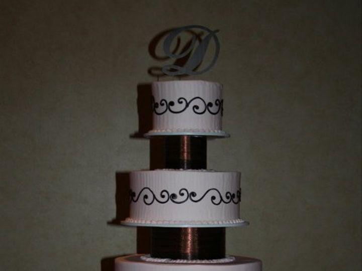Tmx 1253202336625 Pinkd Duncanville wedding cake