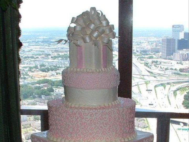 Tmx 1253202342203 Pinkcake Duncanville wedding cake