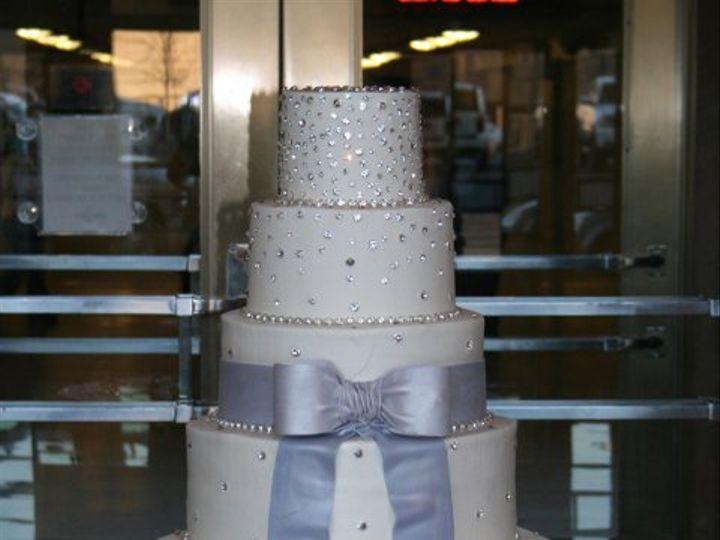 Tmx 1253202399796 Rhinestonecake Duncanville wedding cake