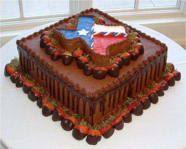 Tmx 1253202483421 Texasgrooms Duncanville wedding cake
