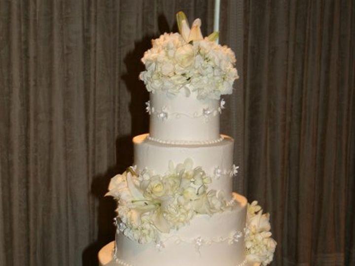 Tmx 1253202581843 White8x10 Duncanville wedding cake