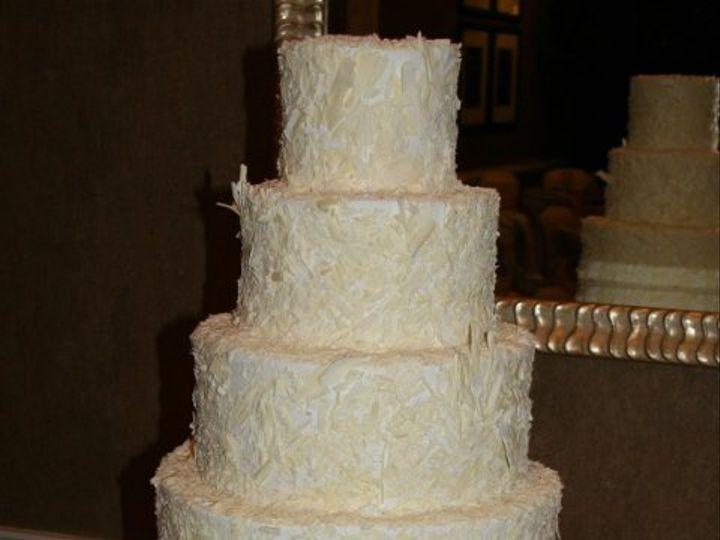 Tmx 1253202613781 Whitechocolate Duncanville wedding cake