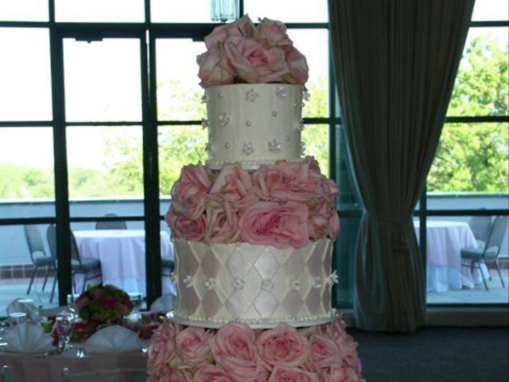 Tmx 1253202644468 Laurenpink Duncanville wedding cake