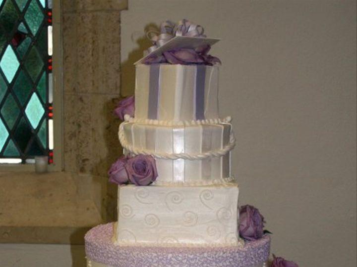 Tmx 1253202657078 Lilac Duncanville wedding cake
