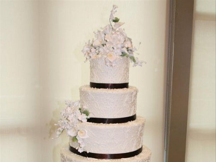 Tmx 1253202815015 Gumpastelace Duncanville wedding cake