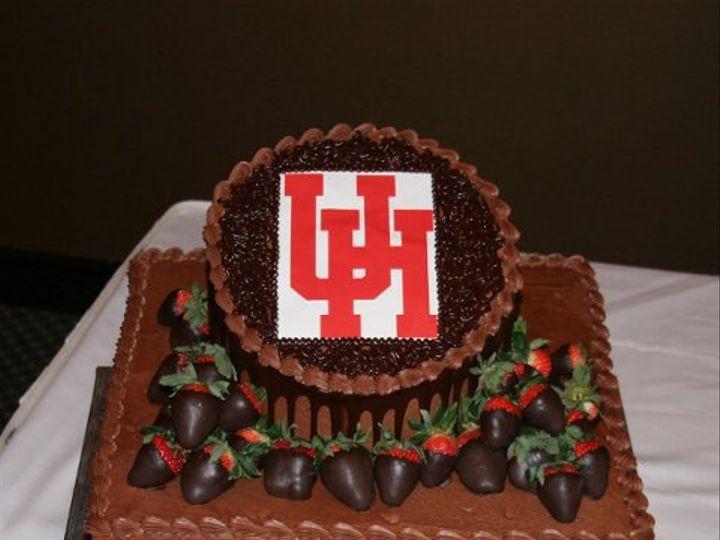 Tmx 1253202845718 Houston Duncanville wedding cake