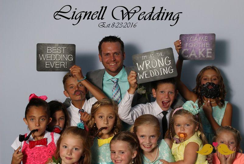 lignell wedding