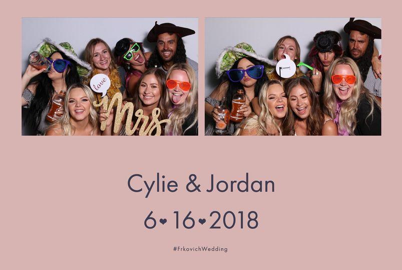 Wedding 2 shot template
