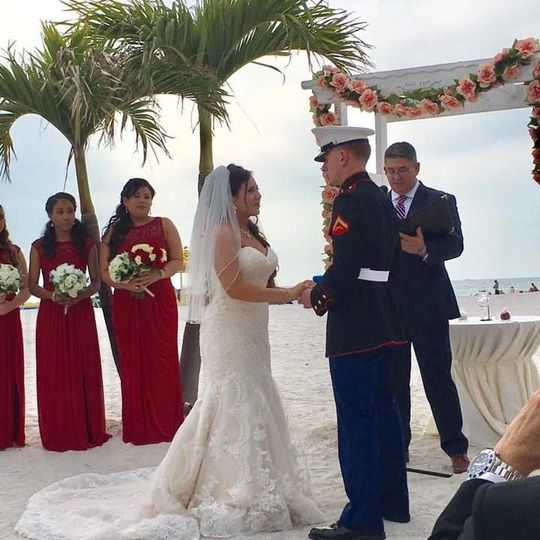 Waterfront Vows Wedding Officiant Services
