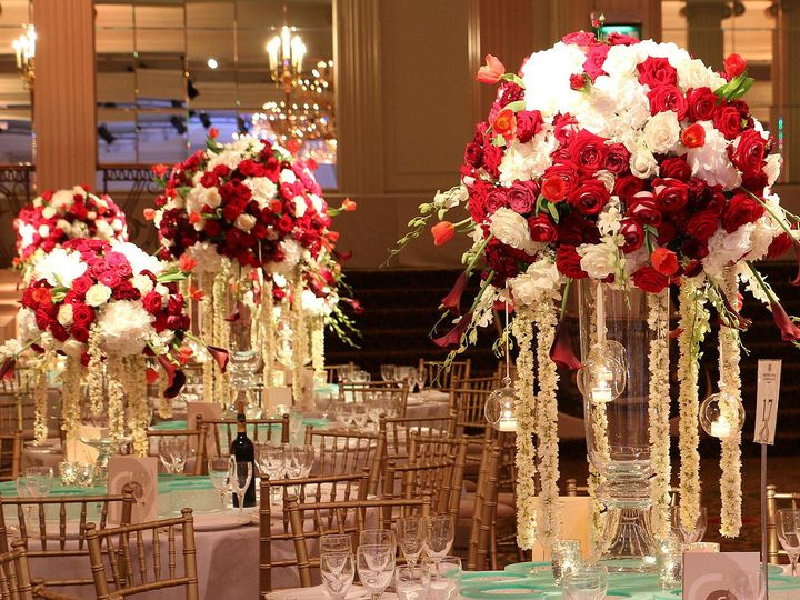Tmx 1495574566183 Centerpieces Elk Grove Village, Illinois wedding florist
