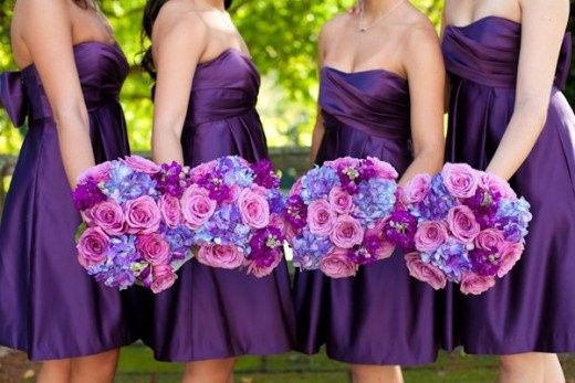 Tmx 1495574818992 Bridesmaid Bouquets Chicago Elk Grove Village, Illinois wedding florist