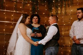 With This Ring Wedding Officiant